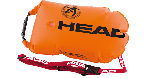 Head Swimmers Safety Buoy ÖTILLÖ Ltd Red/Orange